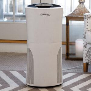 quietpure home+ smoke air purifier